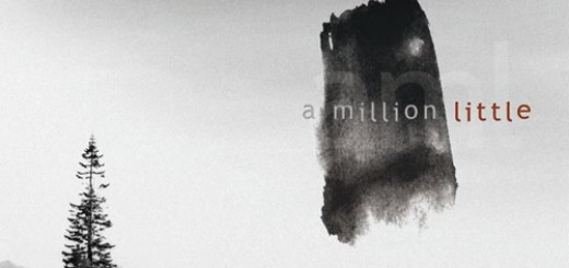 A Million Little - Pochette de l'EP