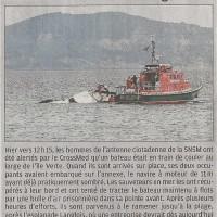 L'article de La Provence